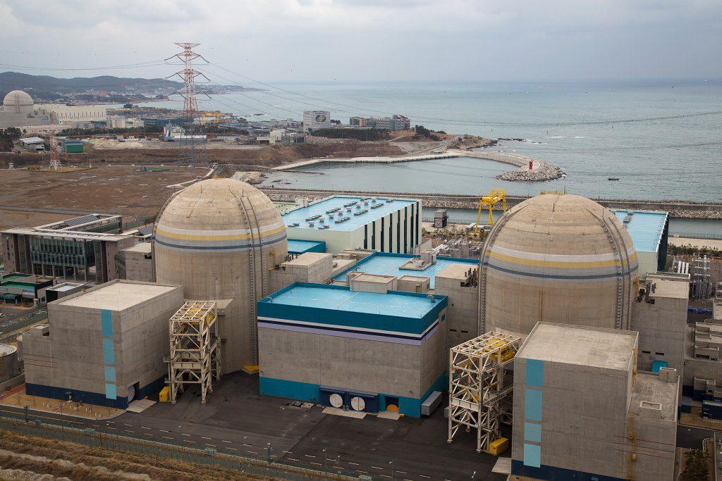 jaderná energie - APR-1400 - parametry, historie, specifikace - Nové bloky ve světě (160785416 1024) 1