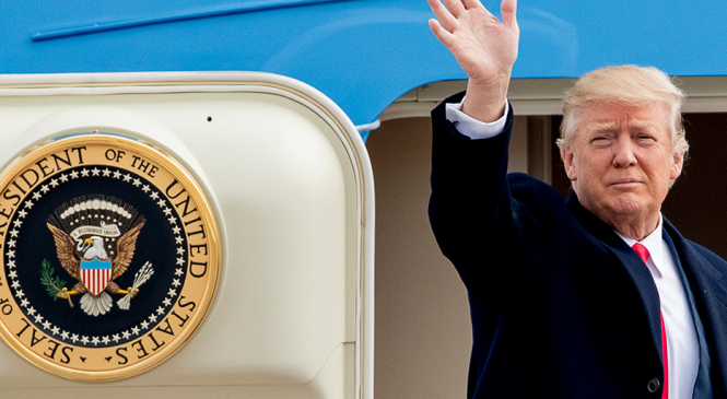 Donald Trump: Spojené státy odstupují od dohody s Íránem a znovu uvalí sankce