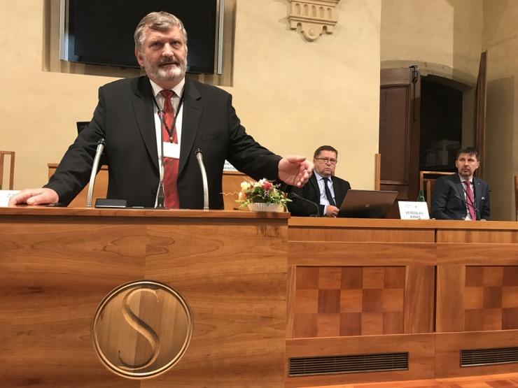 Energetické Třebíčsko: Konference v Senátu se zaměřila na stav plnění úkolů akčního plánu rozvoje jaderné energetiky