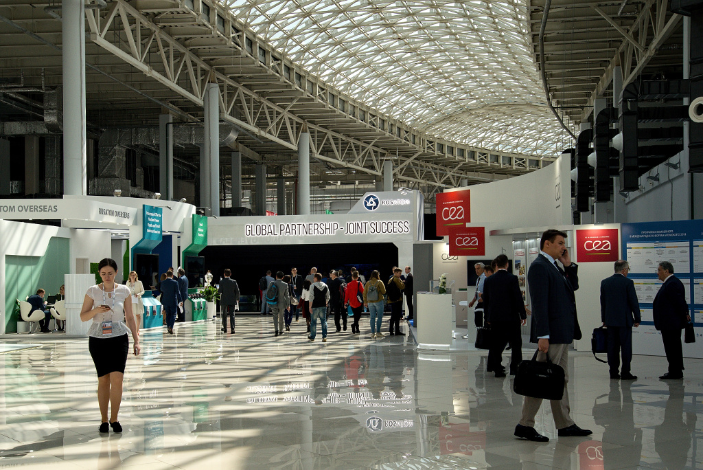 V Soči začalo 10. mezinárodní jaderné fórum Atomexpo 2018
