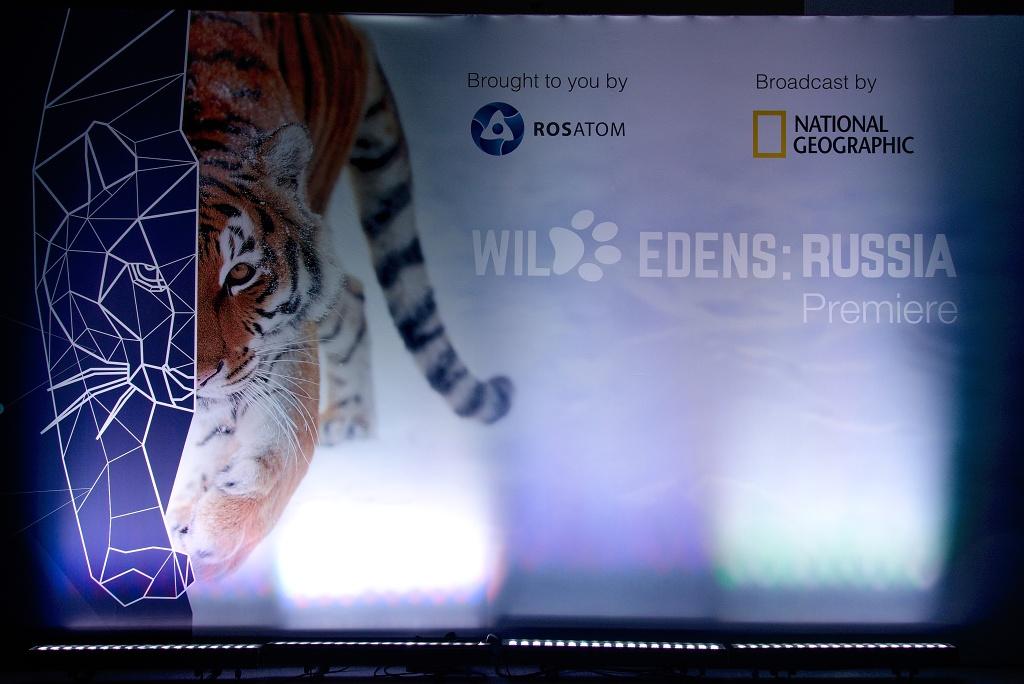 Nový dokument varující před změnou klimatu Wild Edens: Russia měl premiéru v Soči