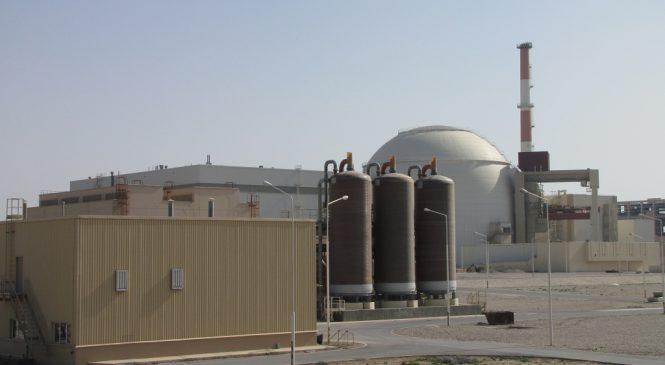 TVEL dodá do Búšehru nový typ jaderného paliva