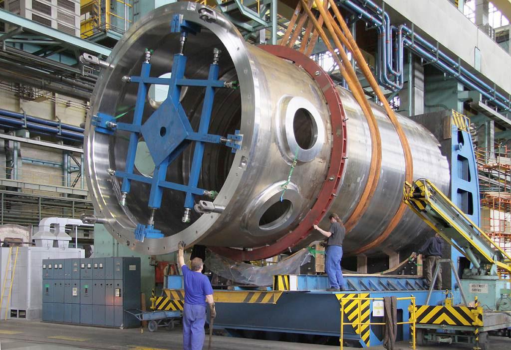 jaderná energie - Škoda JS plánuje stejné tržby jako loni, tedy kolem 4,7 mld. Kč - V Česku (IMG 3650 s 1024) 1