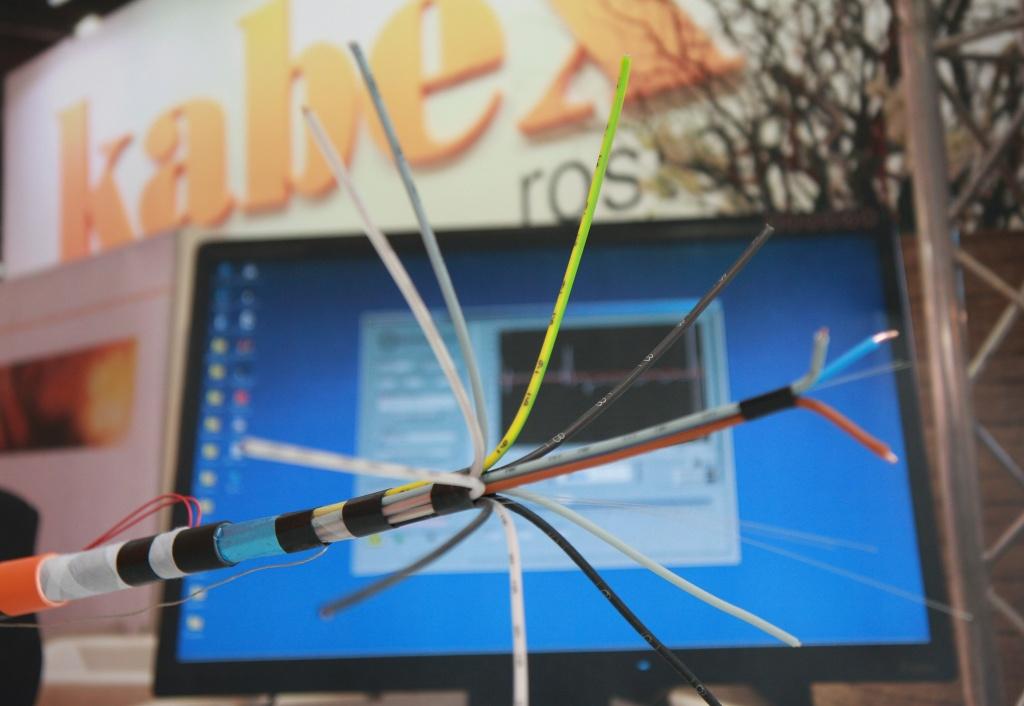 Kabelovna Kabex a.s. otevírá showroom senzorických hybridních kabelů