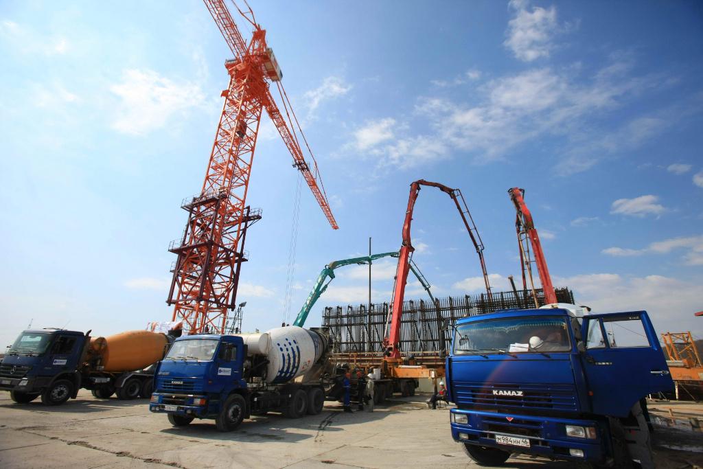 jaderná energie - Výstavba JE Kurská II sinovativními reaktory VVER-TOI začala - Nové bloky ve světě (Zahájení betonáže základů 1. bloku JE Kurská II 1024) 3