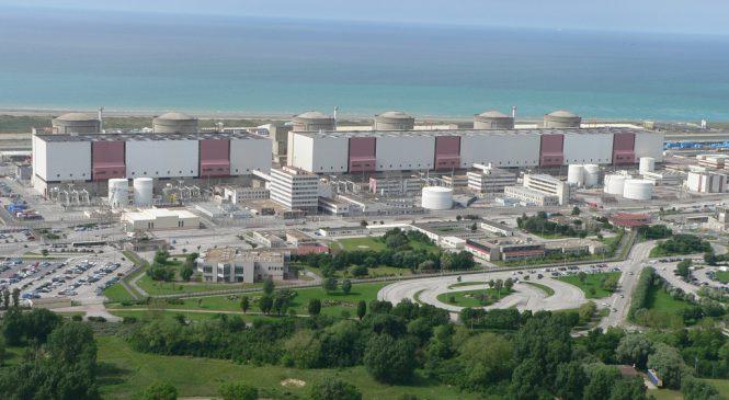 Přes 80 % jaderné elektřiny v EU produkuje 5 zemí