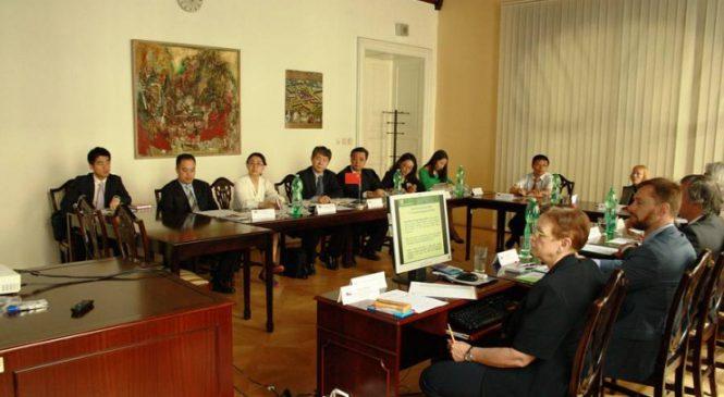 Proběhlo dvoustranné česko-čínské jednání dozorných orgánů