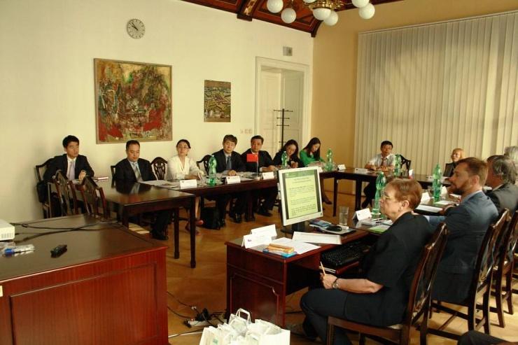 jaderná energie - Proběhlo dvoustranné česko-čínské jednání dozorných orgánů - V Česku (csm SUJB NNSA IMG 2890 2c203d2da8 740) 2