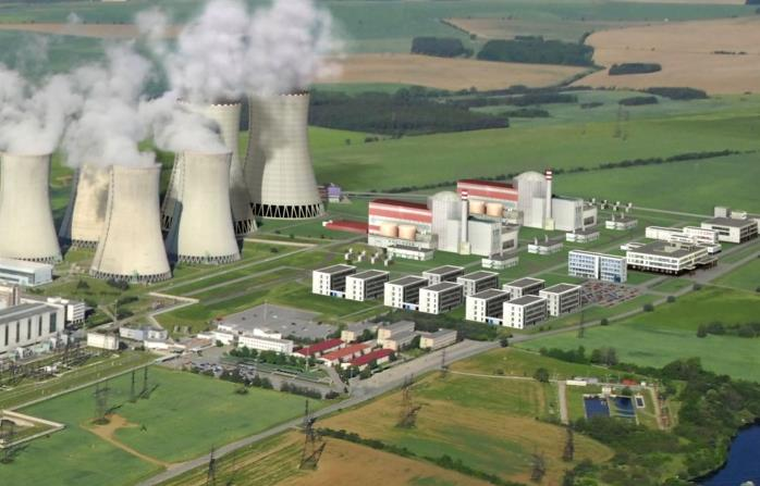 jaderná energie - Hüner: Investorský model stavby bloku má mít vláda v listopadu - Nové bloky v ČR (edu II CEZ) 1