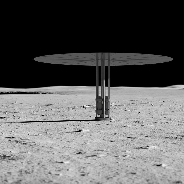 NASA úspěšně otestovala reaktor Kilopower