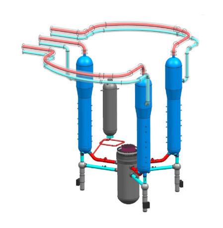 jaderná energie - Rolls-Royce SMR: Jak to bude fungovat - Inovativní reaktory (rolls royce SMR 09) 2