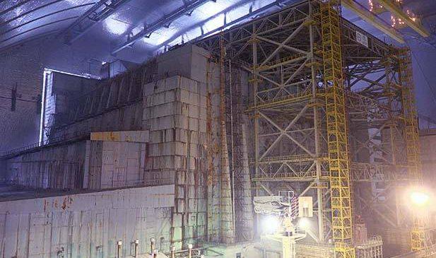 Černobylská JE vypsala tendr na demolici starého sarkofágu