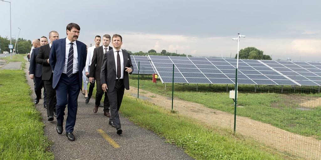Maďarská energetika bude v roce 2030 z 90 % čistá