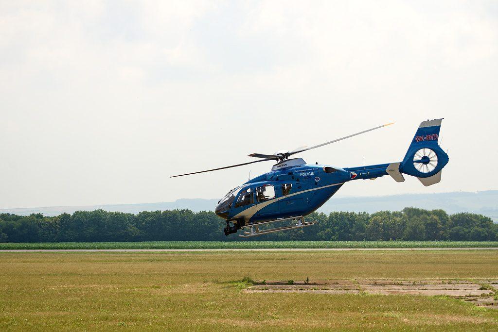 jaderná energie - Vrtulník i dron – Nuvia předvedla radiační monitoring při mimořádných situacích - V Česku (DSC 2317 1024) 2