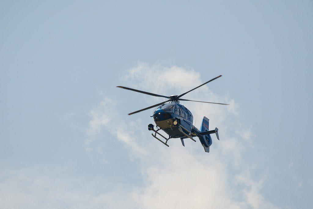 jaderná energie - Vrtulník i dron – Nuvia předvedla radiační monitoring při mimořádných situacích - V Česku (DSC 2370 1024) 1
