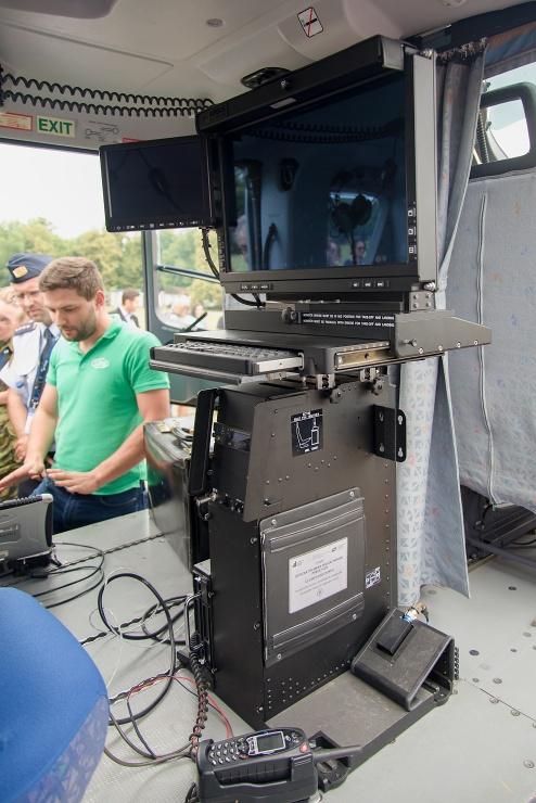 jaderná energie - Vrtulník i dron – Nuvia předvedla radiační monitoring při mimořádných situacích - V Česku (DSC 2530 740) 4