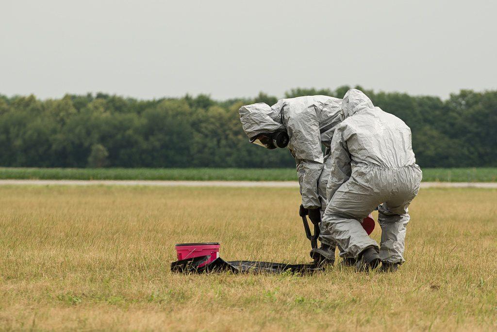jaderná energie - Vrtulník i dron – Nuvia předvedla radiační monitoring při mimořádných situacích - V Česku (DSC 2614 1024) 11