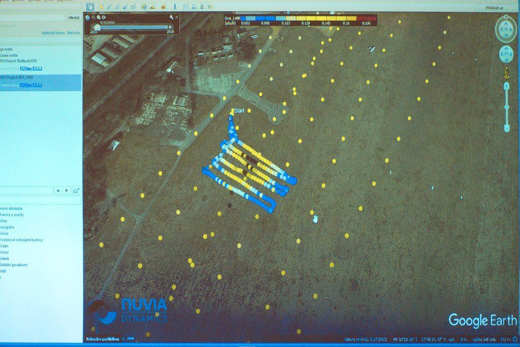 jaderná energie - Vrtulník i dron – Nuvia předvedla radiační monitoring při mimořádných situacích - V Česku (DSC 2650 1 1024) 7