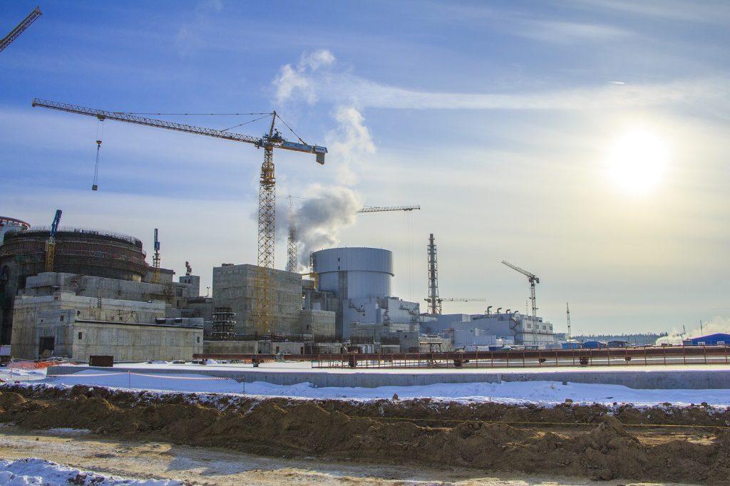 jaderná energie - Leningradská JE-II vyrobila svou první miliardu kWh elektřiny - Nové bloky ve světě (Leningradská II 1024) 1