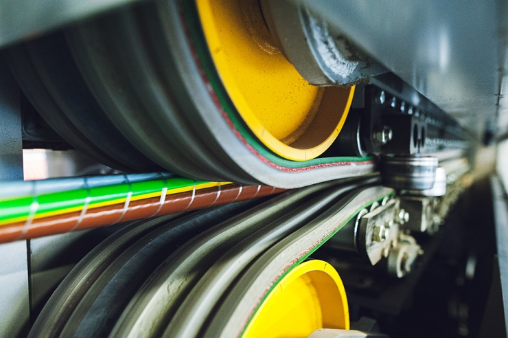 jaderná energie - Senzorické hybridní kabely – unikátní inovace pro konzervativní svět jaderné energetiky - V Česku (MS26949 1A 740) 3