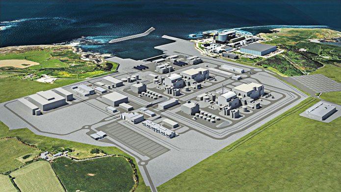 """jaderná energie - Hitachi """"s opatrností"""" přezkoumá svůj projekt v Británii - Nové bloky ve světě (Media2) 1"""