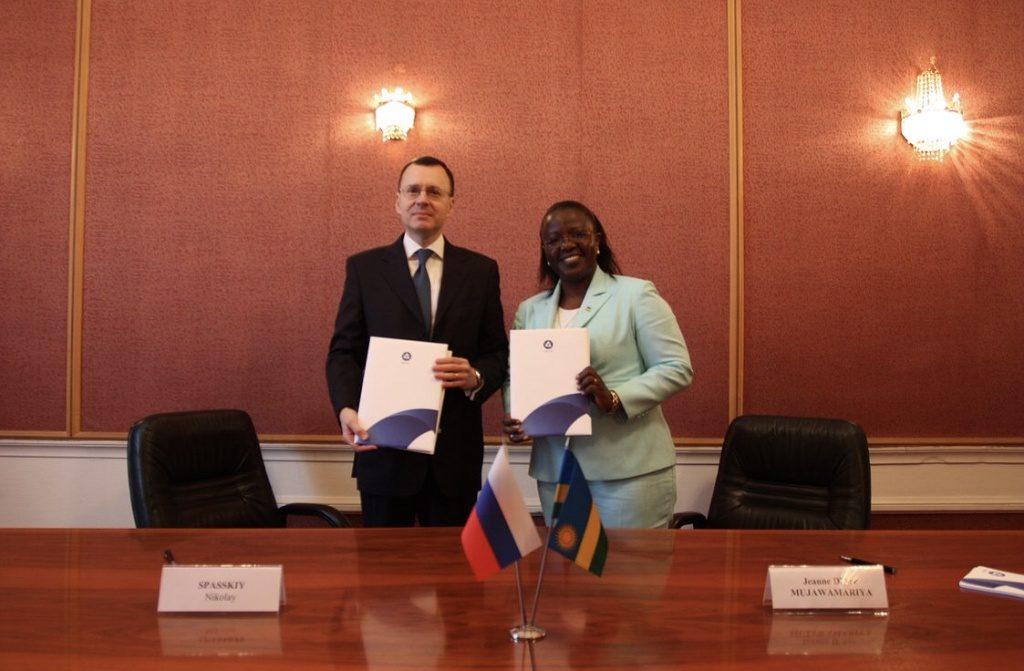 jaderná energie - Rosatom dobývá Afriku, podepsal dohodu sdalší zemí, Rwandou - Nové bloky ve světě (Rosatom Rwanda 1024) 1