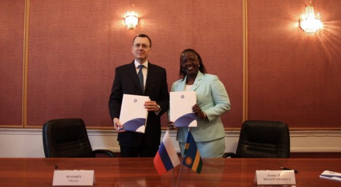 Rosatom dobývá Afriku, podepsal dohodu sdalší zemí, Rwandou
