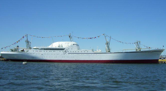 Co čeká jedinou americkou civilní jadernou loď NS Savannah?