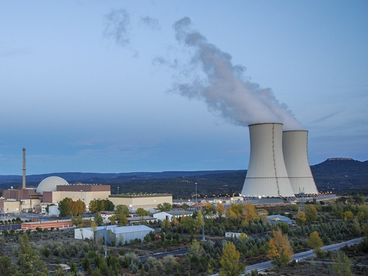 jaderná energie - Španělský naftař plánuje investovat do jádra - Životní prostředí (Trillo NPP) 1