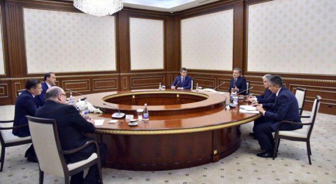 Uzbekistán zvolil lokalitu pro svou první jadernou elektrárnu