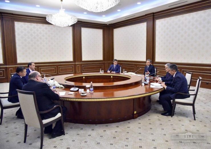 jaderná energie - Uzbekistán zvolil lokalitu pro svou první jadernou elektrárnu - Nové bloky ve světě (Uzbekistan 740) 1