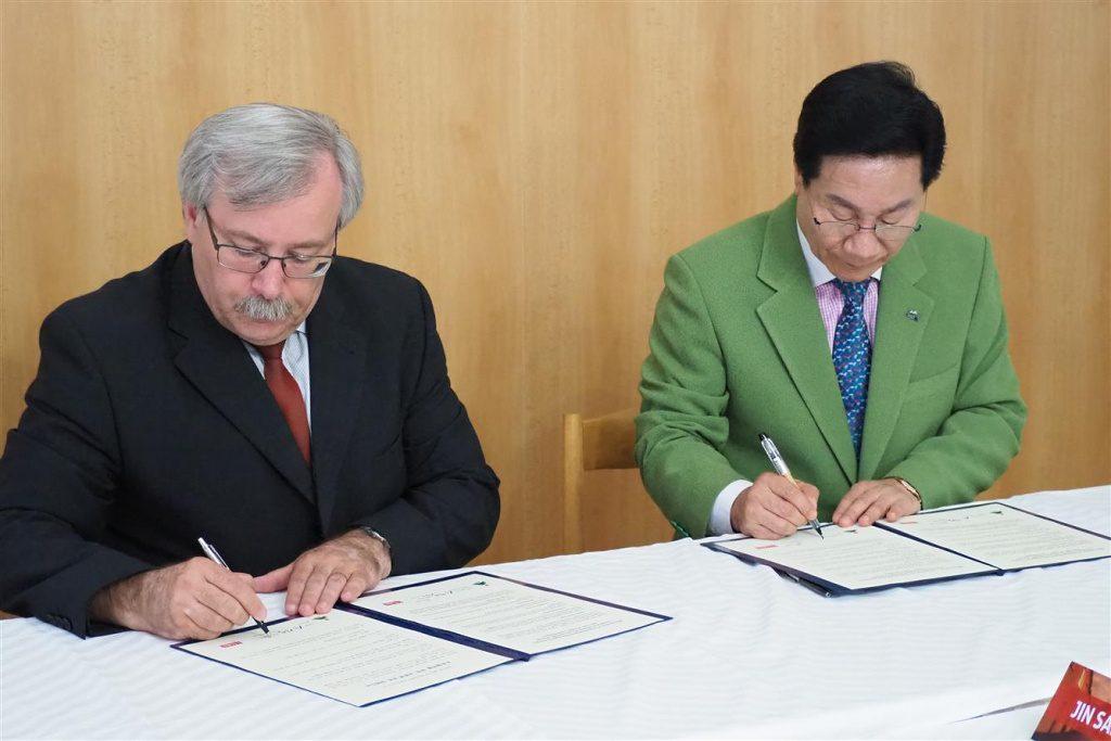 jaderná energie - Zástupci Třebíče a jihokorejského města Ulju-gun podepsali memorandum o porozumění - Nové bloky v ČR (aa573cc3 fc4e 46dd be1e 5e5daa2944fc 1024) 1