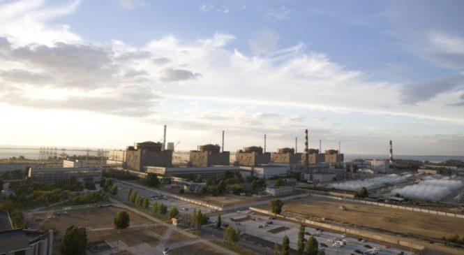 Energoatom plánuje do tří let plně zavézt čtyři bloky Zaporožské JE palivem Westinghouse