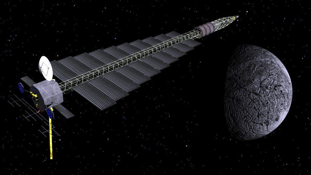 jaderná energie - Návrat jaderných pohonů pro vesmírné cestování - Věda a jádro (jimo hires 1024) 1