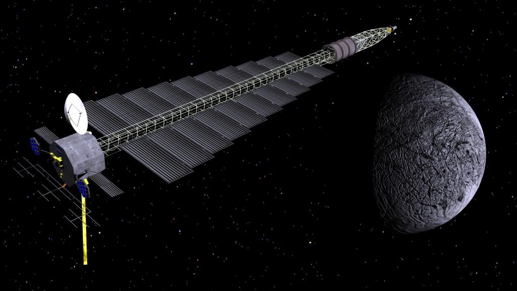 Návrat jaderných pohonů pro vesmírné cestování