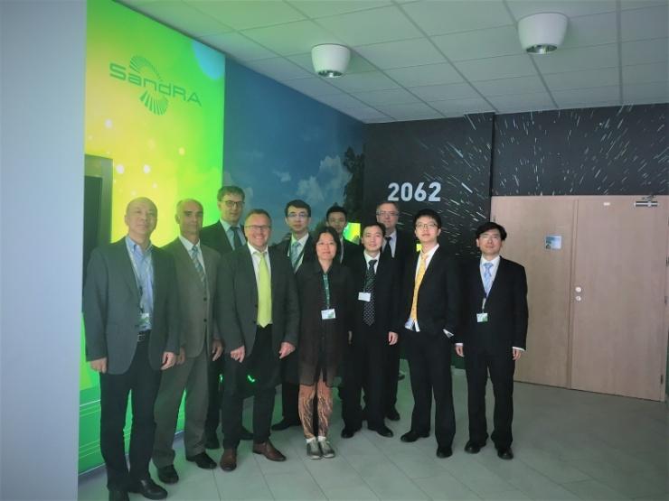 ZAT rozbíhá jednání o výstavbě nových bloků v ČR s čínskou CGN