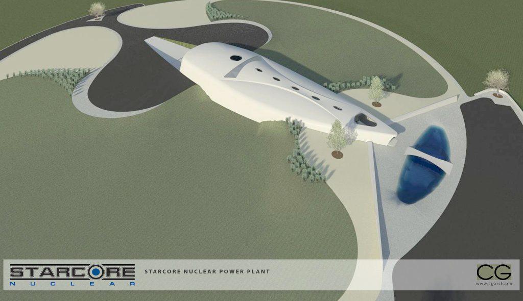 jaderná energie - Přichází průlom voblasti SMR? - Inovativní reaktory (starcore wallpapers 2500x1440 6 1024) 1
