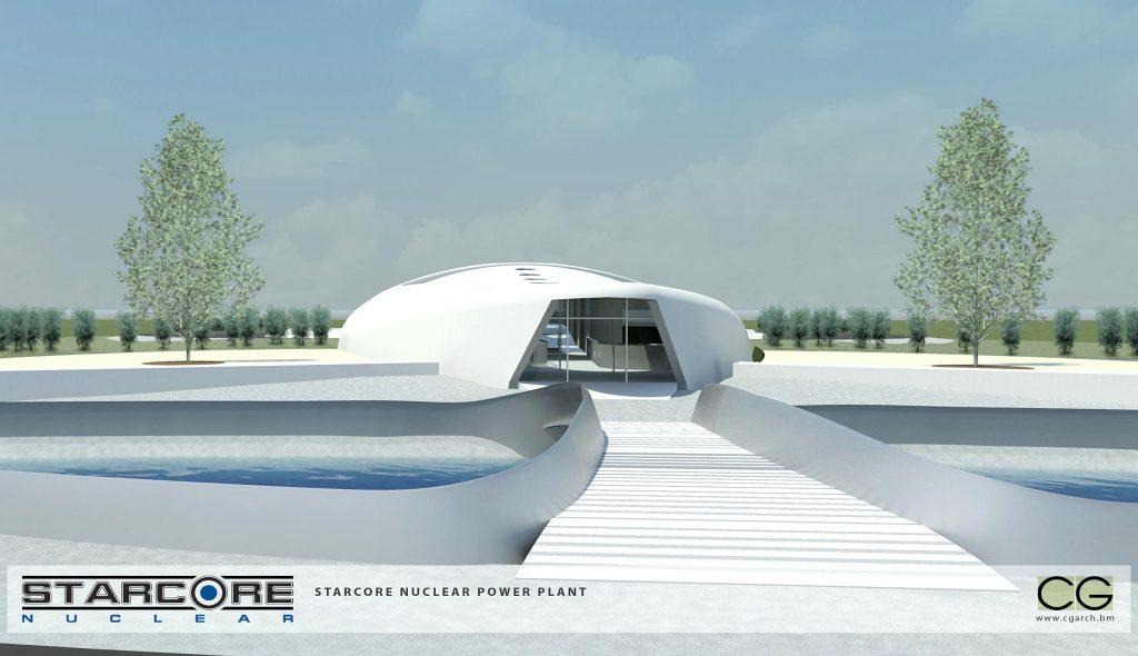 jaderná energie - Přichází průlom voblasti SMR? - Inovativní reaktory (starcore wallpapers 2500x1440 7 1024) 2