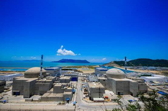 V reaktoru EPR v čínském Tchaj-šanu proběhla první jaderná reakce