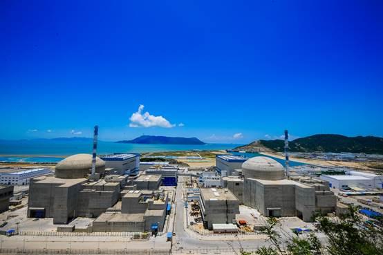jaderná energie - V reaktoru EPR v čínském Tchaj-šanu proběhla první jaderná reakce - Nové bloky ve světě (taishan začátek 2018) 3