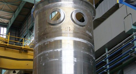 Škoda JS vyrobí části jaderného reaktoru pro britskou elektrárnu