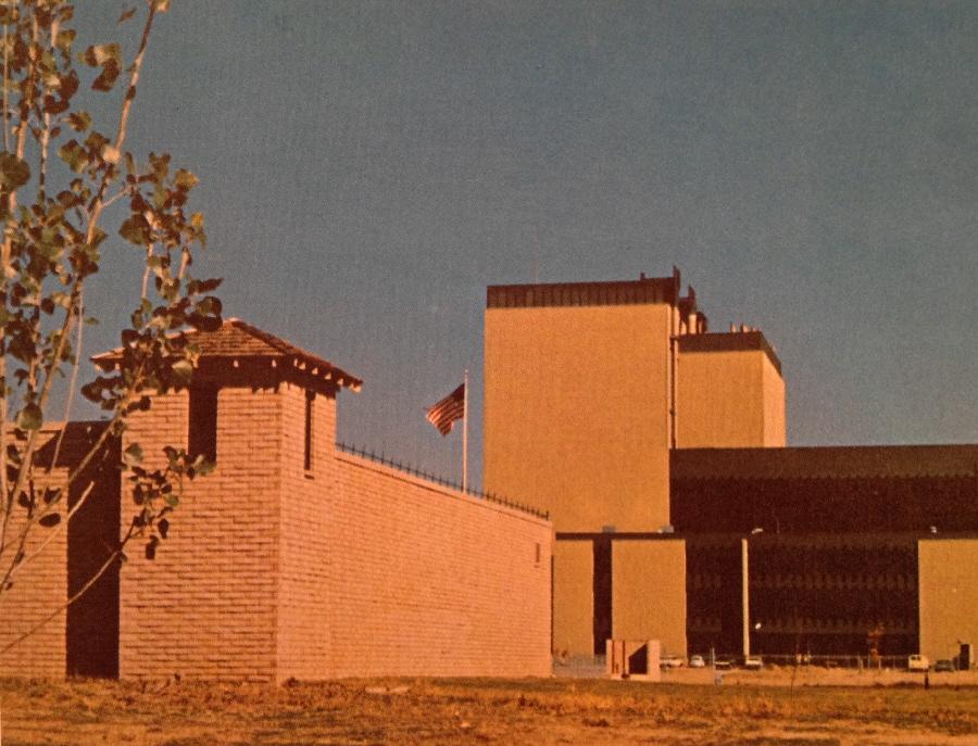 jaderná energie - Fort St. Vrain v obrázcích 6 - Ve světě (Fort St Vrain Information Center) 6