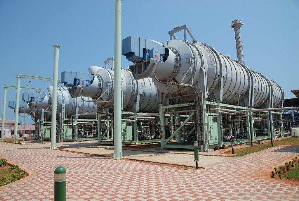 jaderná energie - Rosatom a SUEZ budou spolupracovat při odsolování a čištění vody - Ve světě (Ilustrační foto odsolovací stanice v JE Kudankulam 1024) 1