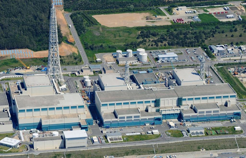jaderná energie - Japonská energetická politika na rozcestí - JE Fukušima (Kashiwazaki Kariwa 1024) 2