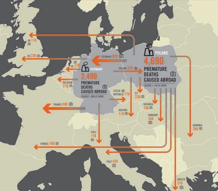 jaderná energie - Znečištění na vzestupu, bude Evropa odolávat německé špinavé válce sjadernými elektrárnami? - Životní prostředí (KlsfdjE 740) 3