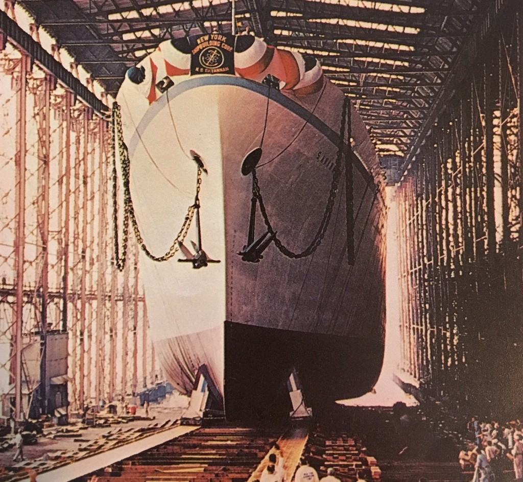 Příběh lodi s jaderným pohonem, NS Savannah