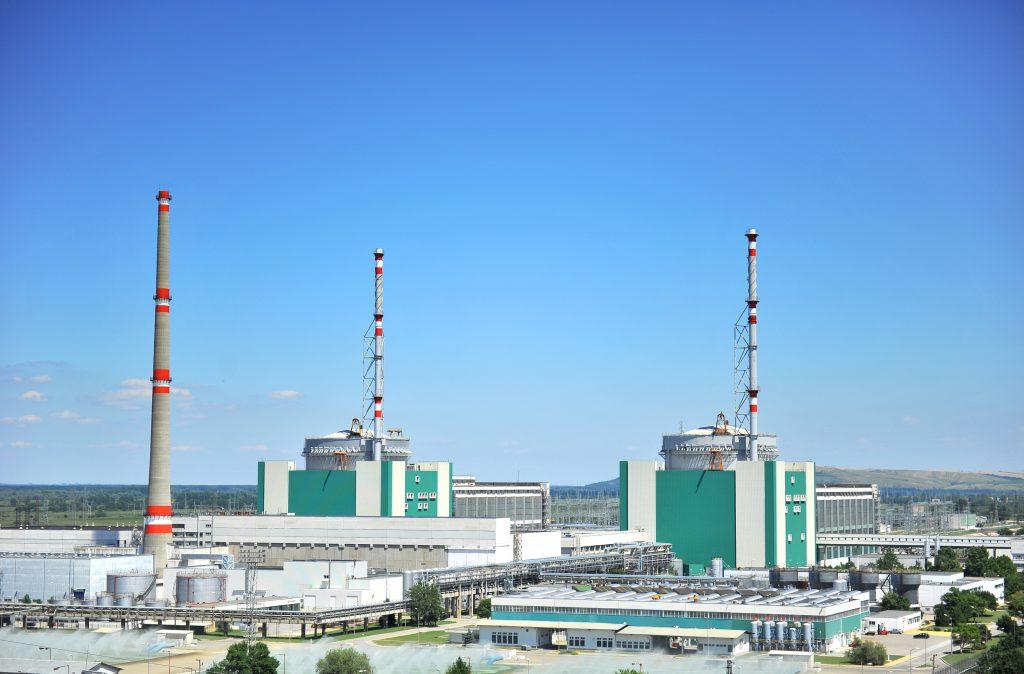 jaderná energie - Bulharská JE Kozloduj může být dle analýzy Rosatomu provozována do roku 2051 - Zprávy (Pátý a šestý blok jaderné elektrárny Kozloduj) 1