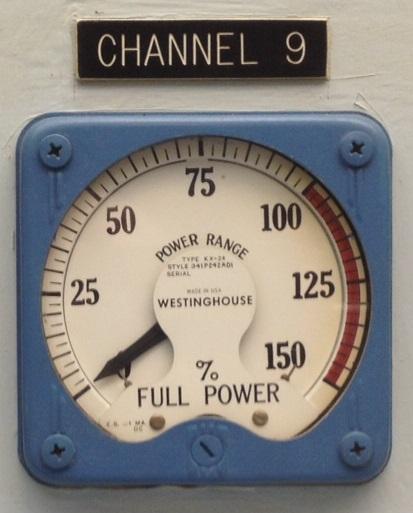 jaderná energie - Příběh lodi s jaderným pohonem, NS Savannah - Fotografie (Power Meters NS Savannah Channel 9) 4