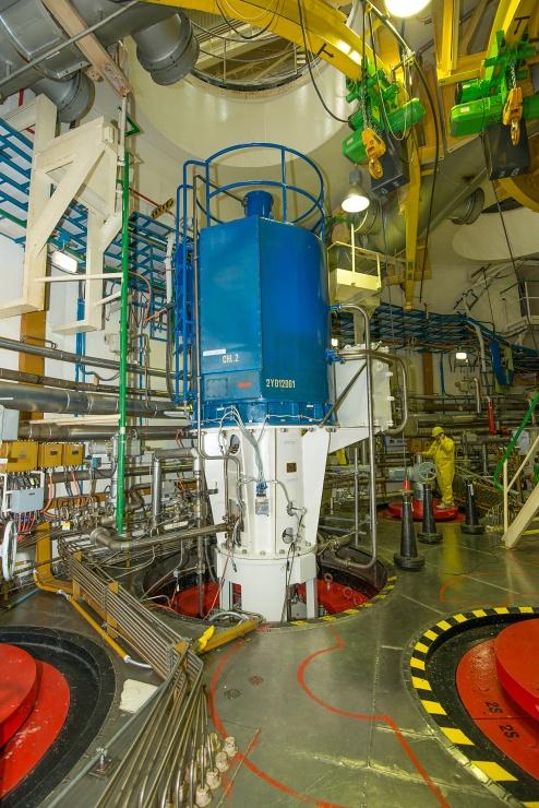 jaderná energie - Elektrárna Dukovany odstavila 4. blok kvůli kontrole čerpadla - V Česku (S120577 740) 1
