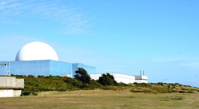 Tisk: Čínská CGN chce podíly v jaderných elektrárnách v Británii